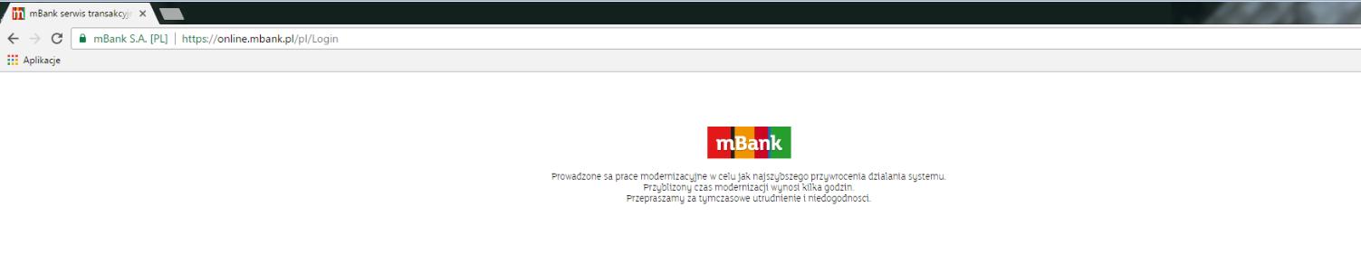 Bezpieczeństwo - mBank