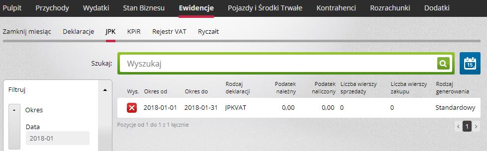 e5243007a3b18 Jak samodzielnie wygenerować JPK VAT w mKsięgowości