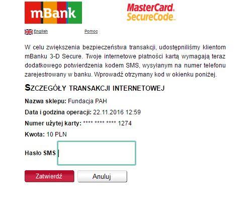 Nowe Zabezpieczenie Do Twojej Karty 3 D Secure Aktualnosci
