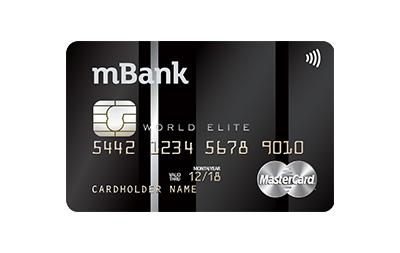 Karta Kredytowa World Elite Mastercard Mbank Pl