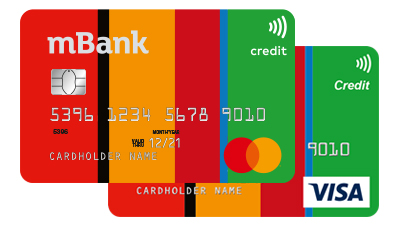 Karta Kredytowa Visa Classic I Mastercard Standard Mbank Pl