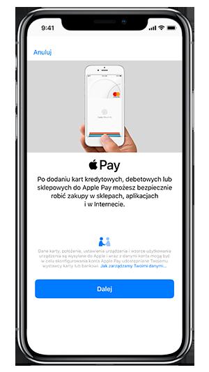 Apple Pay W Aplikacji Mobilnej Mbanku